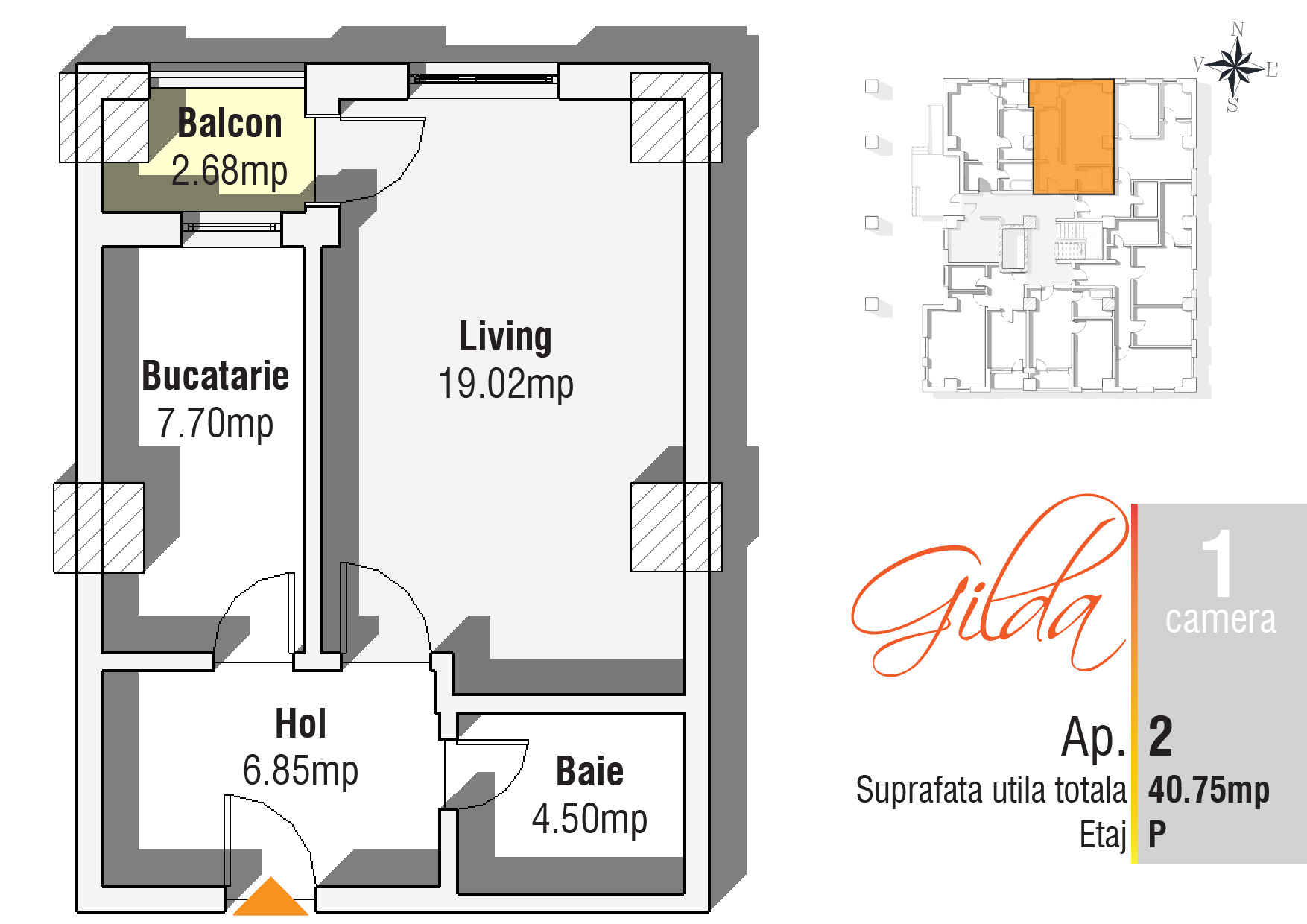 Apartament 1 camera Iasi